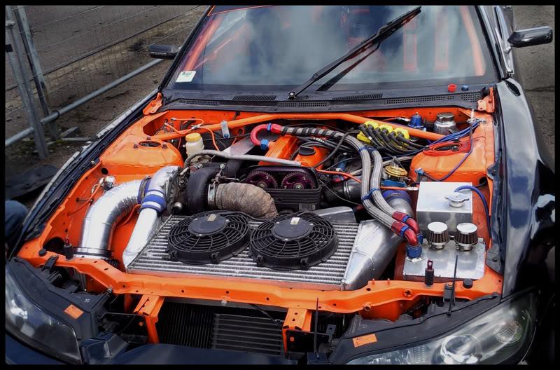 Dezeo - Nissan 300sx s13 (200sx VS 2JZ) 2a