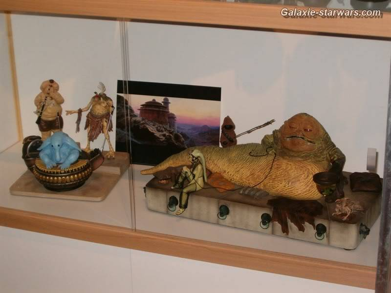 Jabba the Hutt Diorama gentle giant - Page 3 HPIM6086