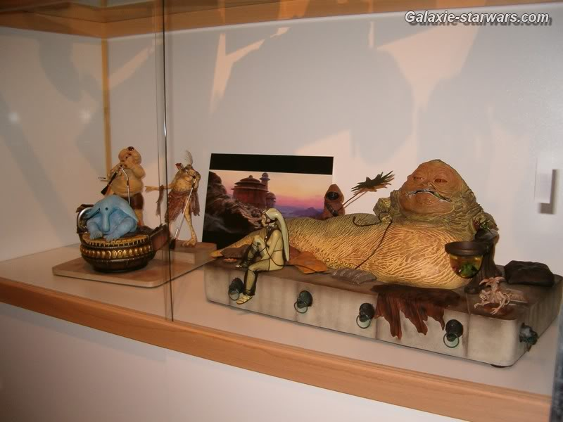 Jabba the Hutt Diorama gentle giant - Page 3 HPIM6087