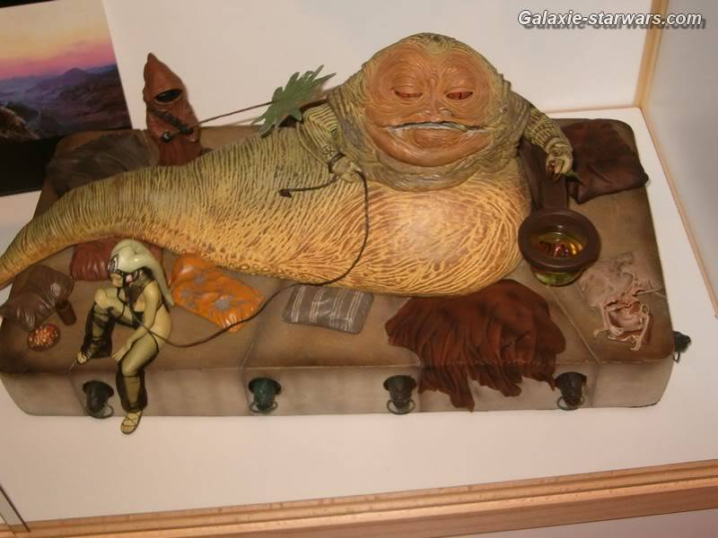 Jabba the Hutt Diorama gentle giant - Page 3 HPIM6136
