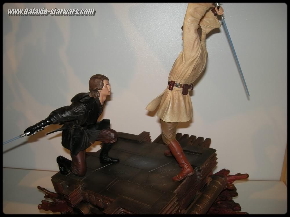 Diorama Anakin VS Obiwan episode III - Page 3 DSCN0502