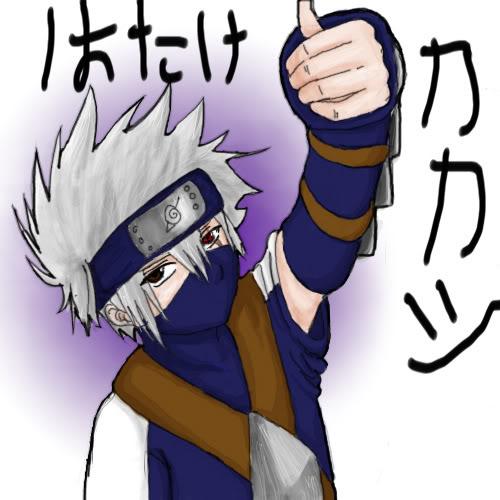 Cual es vuestro personaje preferido? - Página 3 Kakashi-young