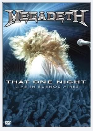 Megadeth - That One Night: Live In Buenos Aires 2007(DVDRip) Thantonenight