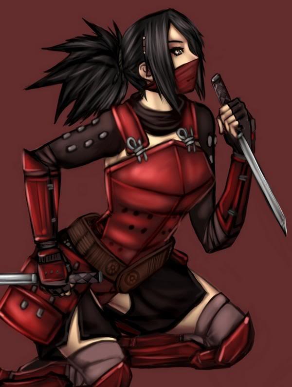 Maki Fuzen Ninja