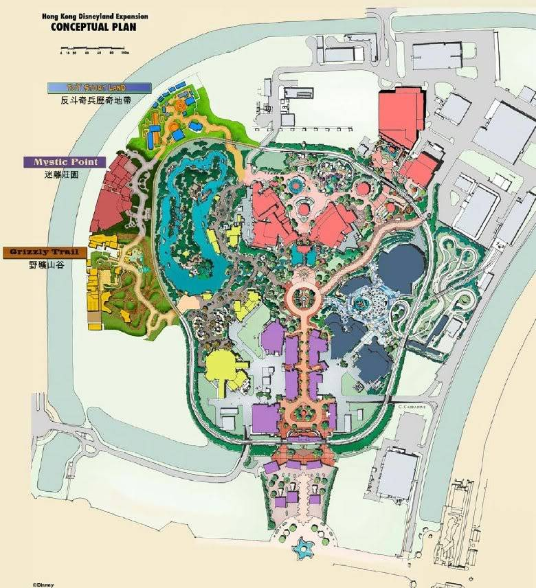 [Hong Kong Disneyland] Grizzly Gulch (14 juillet 2012) - Page 4 07346994