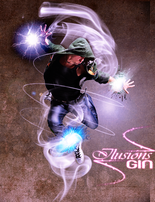 _GiN_'s Street and Elegance Art Gallery Ilusion