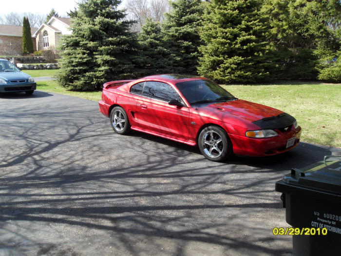 1994 Mustang GT, start till now!(picture heavy) 1-2