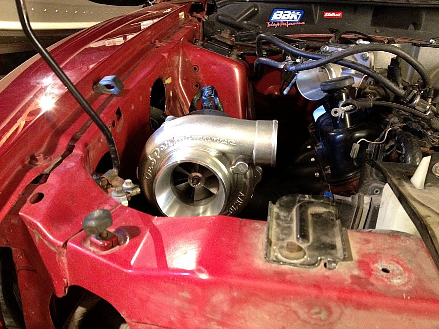 1994 Mustang GT, start till now!(picture heavy) Turbobay