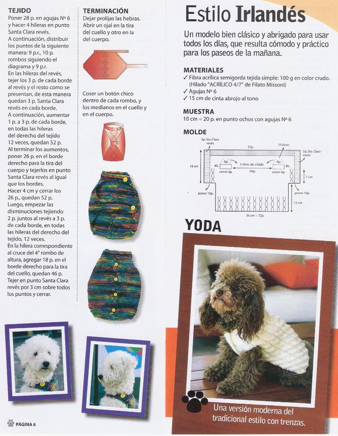 Atractivo Crochet Patrón Manta Mascota Colección de Imágenes - Ideas ...