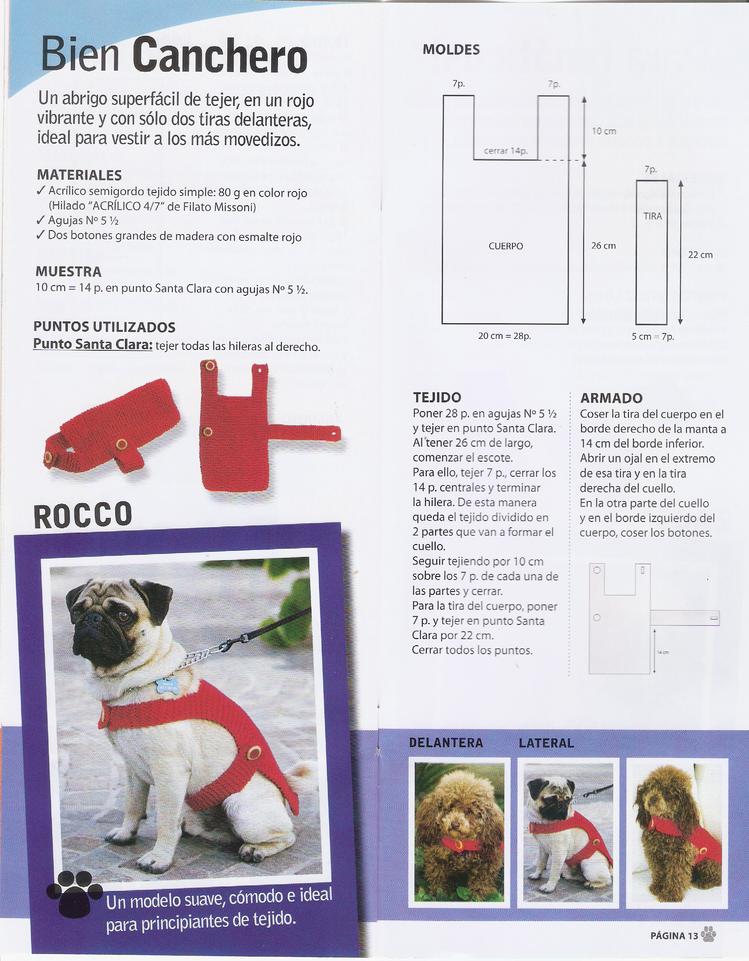 tejido - Tejido para perros Tejidoparaperros7