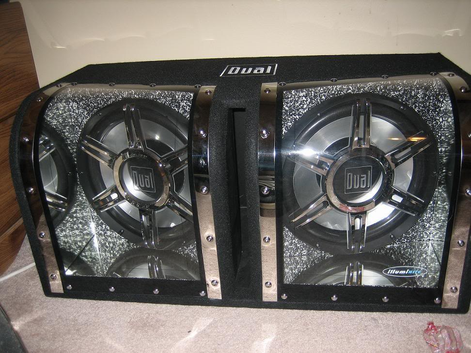F/S- Subwoofers and Amp Subs