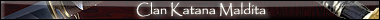 pertenecen a este clan Userbar_katanamaldita