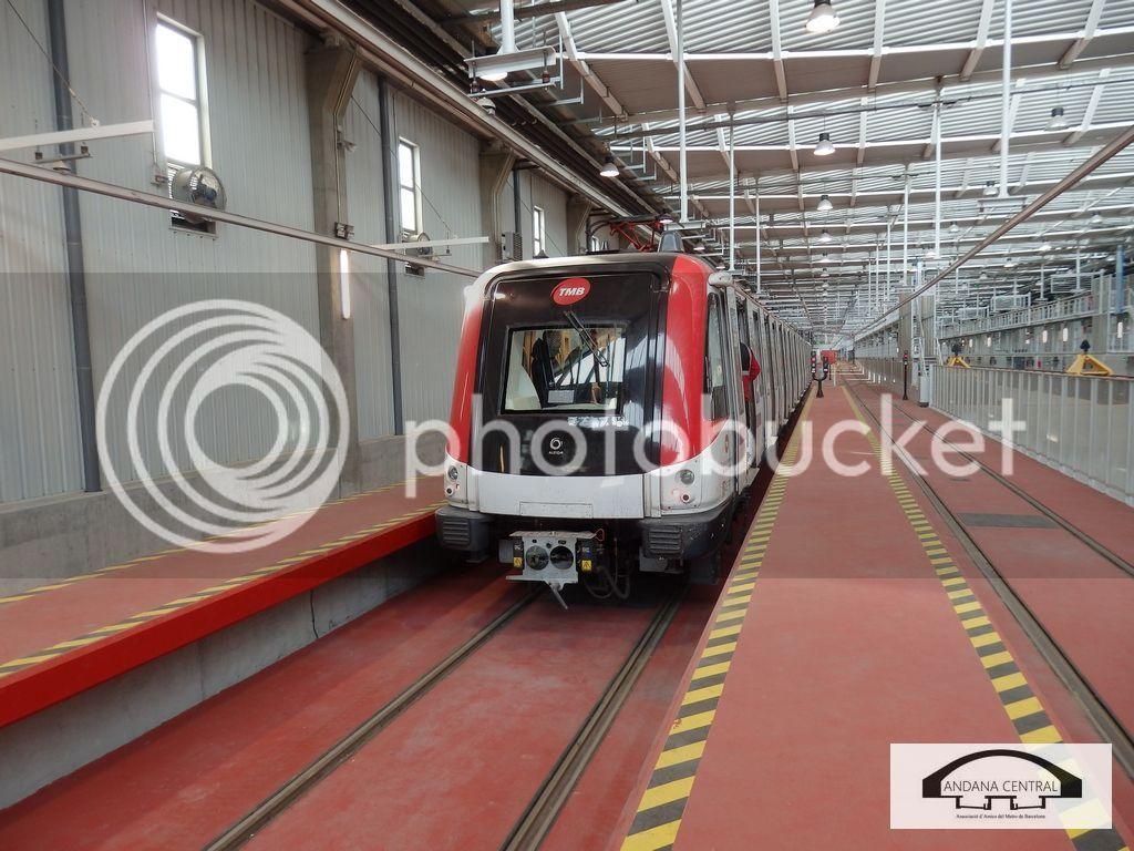 Visita al nou tram de l'aeroport. Febrer 2015 P2110657_zpsorcgjcrl