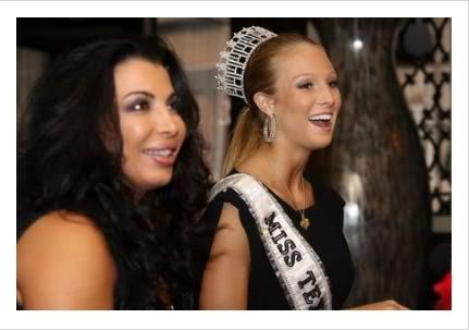 Miss Texas USA 2010 - Kelsey Moore MissTexasUSAElPasoTimes1