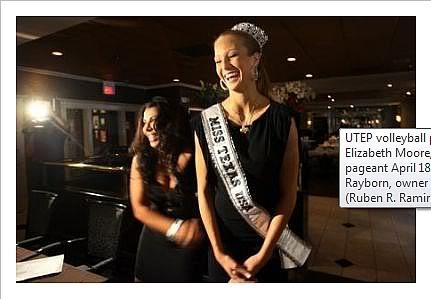 Miss Texas USA 2010 - Kelsey Moore MissTexasUSAElPasoTimes2
