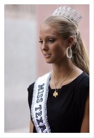 Miss Texas USA 2010 - Kelsey Moore MissTexasUSAElPasoTimes3