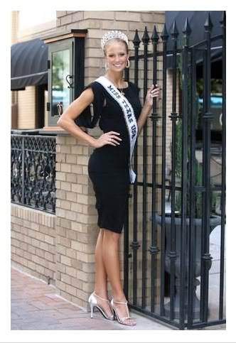 Miss Texas USA 2010 - Kelsey Moore MissTexasUSAElPasoTimes7