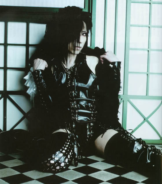 Asagi, The Half-Vampire Lord in Upper Class England Asagi-4