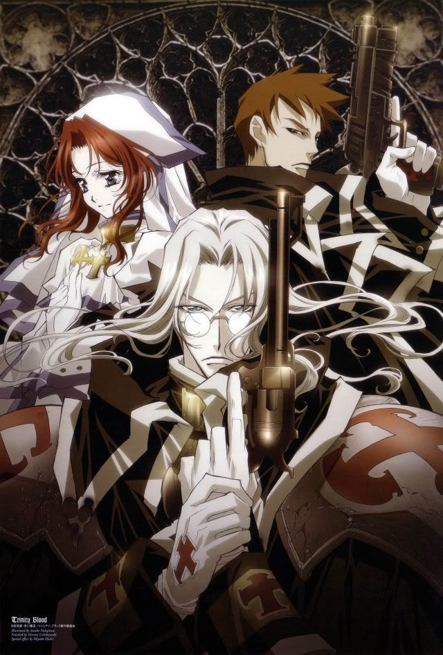 Trinity Blood avi(Broken) Index