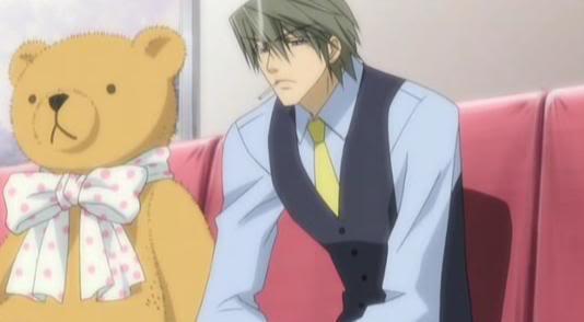 I Stalking Love You (Until Feb. 14 or longer...depending on things) Usami-withSuzuki