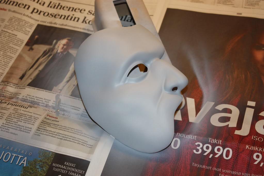 The Phantom's Mask 2Basecolour