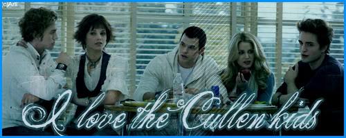 Nuestra galería! Cullenkids