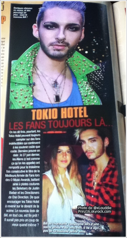 [scan FR] One: TH, les fans toujours là (02/08/12) ONEFR