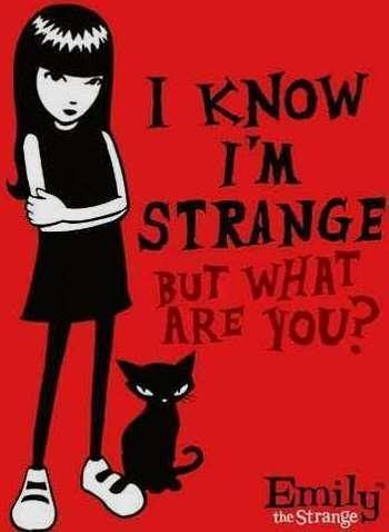 Emily the Strange! *(( Love Her Or Not, She Is AWESOME!))* Strange11