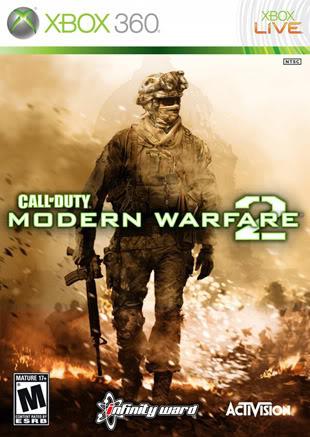 Call of Duty - Modern Warfare 2 Capa-20