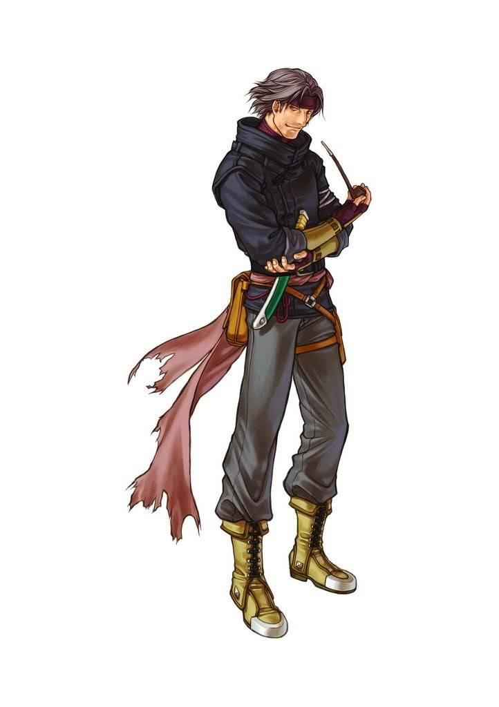 Final Fantasy of Konoha-2º temporada- RETORNO Volke