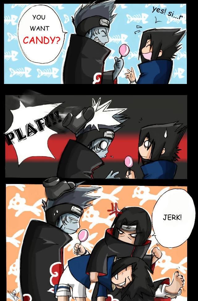 imagenes estupidas y graciosas - Página 2 AkatsukiXD