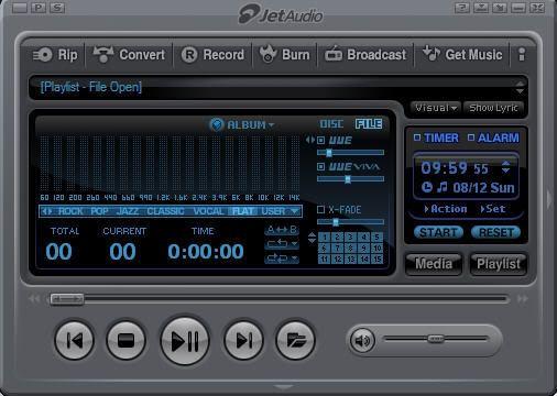 كامل + شرح مفصل + محمول = محتاج لتحميلكم ورئيكمJetAudio v7 11