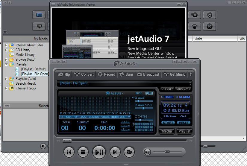 كامل + شرح مفصل + محمول = محتاج لتحميلكم ورئيكمJetAudio v7 6