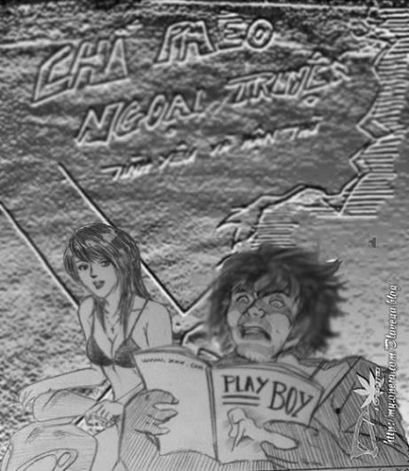 Truyện tranh: Chí Phèo đại hiệp phiêu lưu ký 1