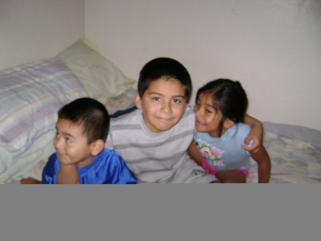 Me & My Godchildren DSC00064