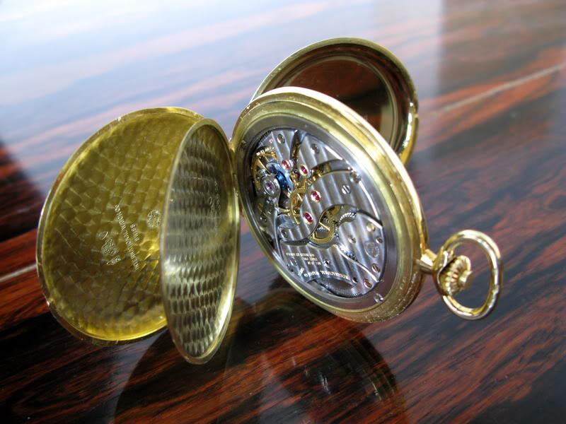 Votre montre de poche du moment ! IWC98