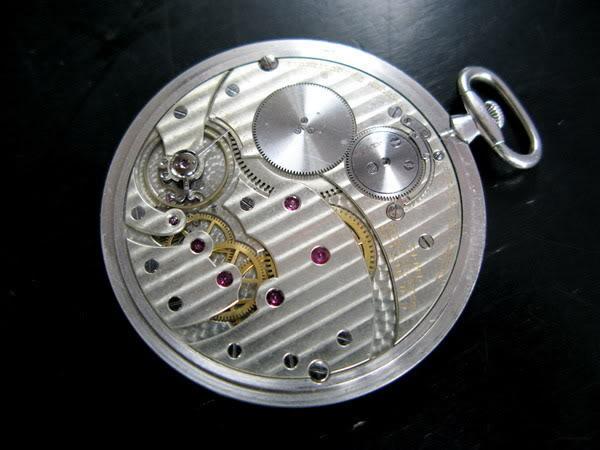 Les plus belles montres de gousset des membres du forum - Page 3 TopUltrathin