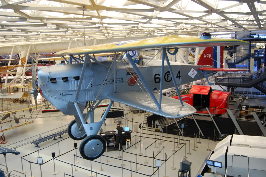 Udvar-Hazy Center, National Air and Space Museum 041