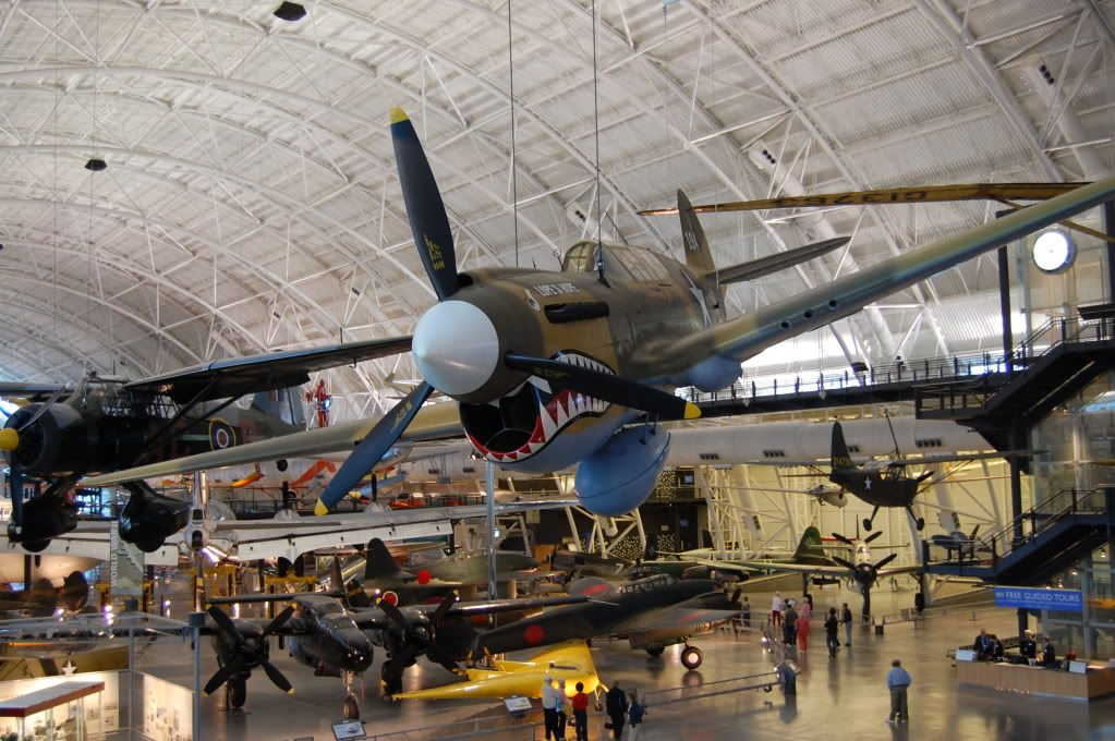 Udvar-Hazy Center, National Air and Space Museum 05