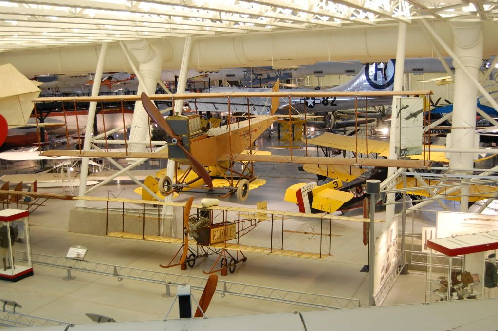 Udvar-Hazy Center, National Air and Space Museum 2