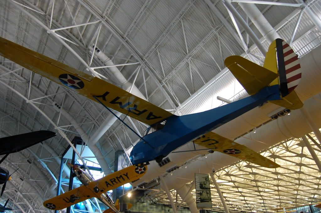 Udvar-Hazy Center, National Air and Space Museum 201