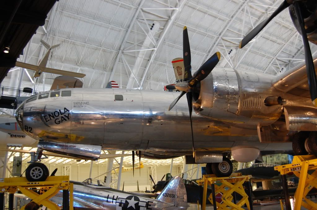 Udvar-Hazy Center, National Air and Space Museum 253