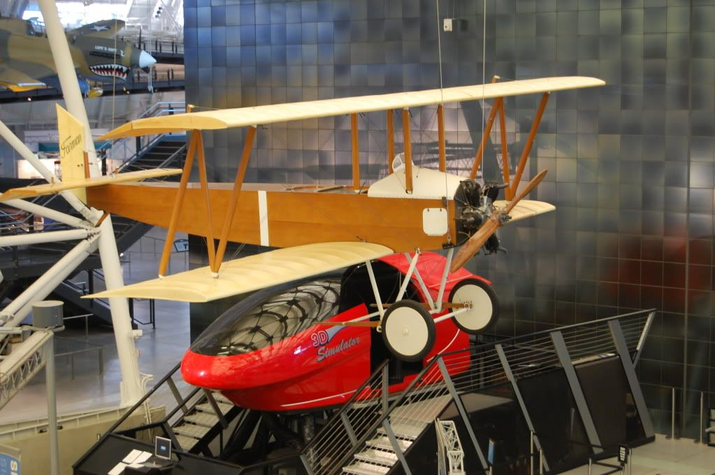 Udvar-Hazy Center, National Air and Space Museum 3