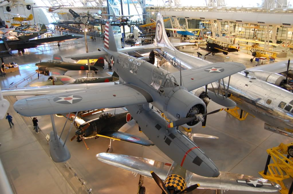 Udvar-Hazy Center, National Air and Space Museum 56ab