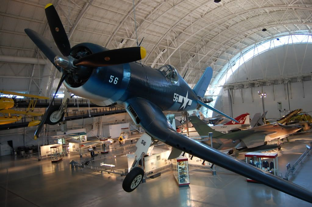 Udvar-Hazy Center, National Air and Space Museum 6