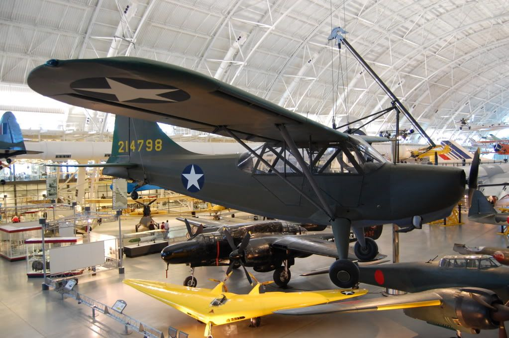 Udvar-Hazy Center, National Air and Space Museum 603