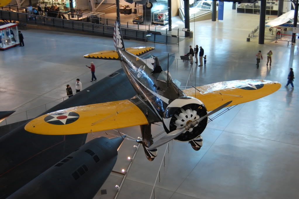 Udvar-Hazy Center, National Air and Space Museum 61a