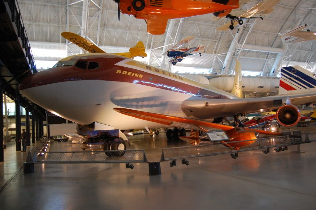 Udvar-Hazy Center, National Air and Space Museum 651