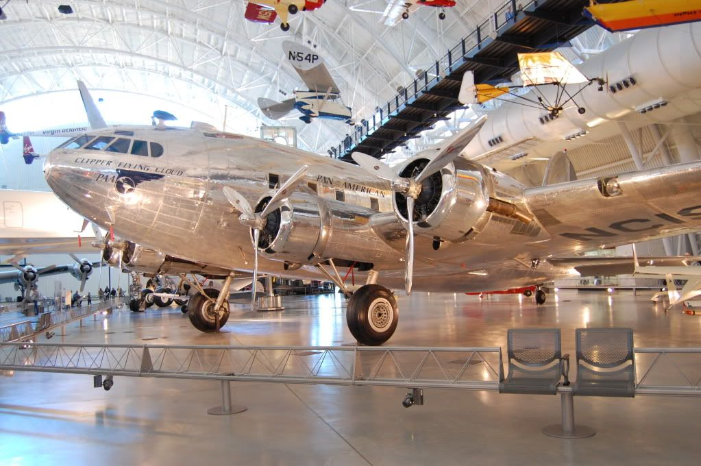 Udvar-Hazy Center, National Air and Space Museum 692
