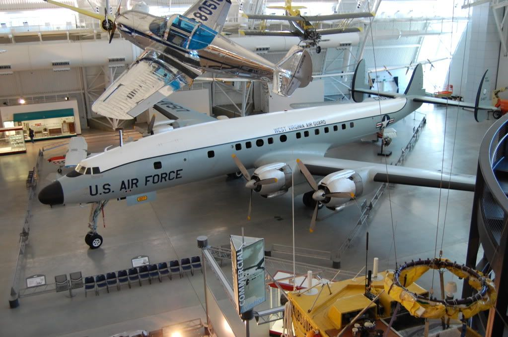 Udvar-Hazy Center, National Air and Space Museum 723